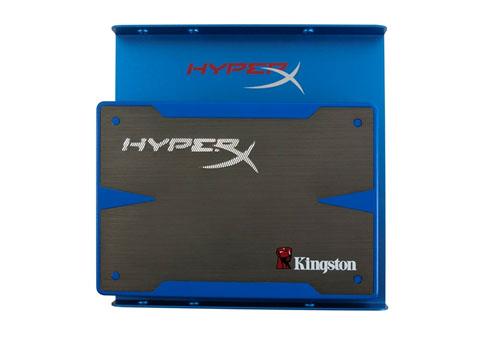 Kingston HyperX SSD, HyperX SSD, kingston