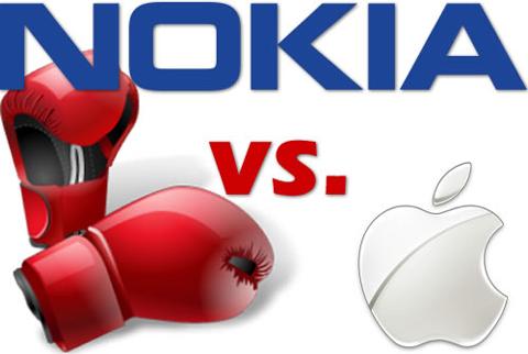 Apple, Nokia