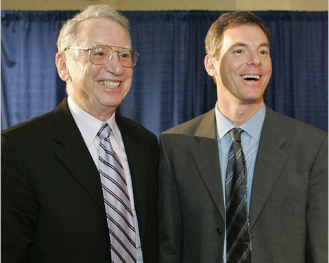Paul E. Jacobs, Qualcomm, Irwin Mark Jacobs
