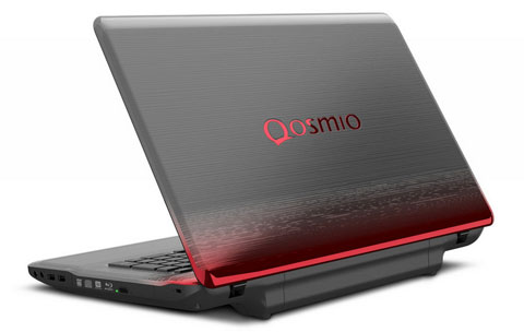 Toshiba, Qosmio X770, Toshiba Qosmio X770
