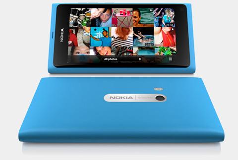 Nokia N9, Nokia, N9