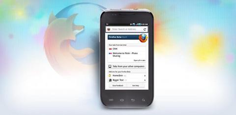 Firefox 5, Android, Mozilla