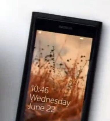 Nokia WP7 Sea Ray, Nokia