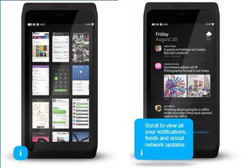 Nokia N950, Nokia, N950