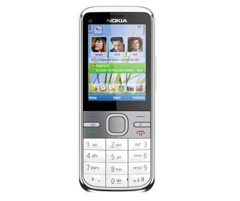 Nokia C5-00 5MP, Nokia, C5-00 5MP