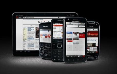 Opera, Opera Mini 6.1, Opera Mobile 11.1