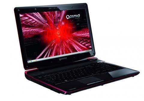 Toshiba, Qosmio F750 3D, Toshiba Qosmio F750 3D