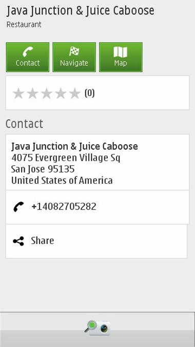 Nokia, Nokia Live View, Symbian