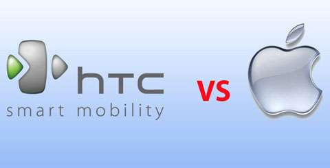 HTC, Apple