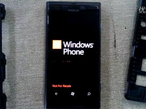 Nokia Sea Ray, WP7