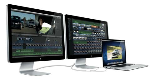 Apple, LED Cinema, Thunderbolt