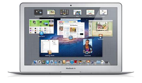 Apple, Mac OS X Lion