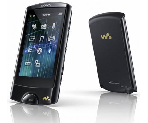 Sony Walkman NWZ-A860, Sony, Walkman NWZ-A860