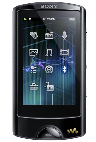 Sony Walkman NWZ-A860