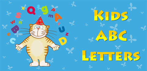 Kids ABC Letters A thru H, Android