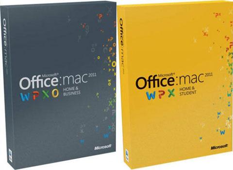Microsoft Office 2011, Mac OS X Lion