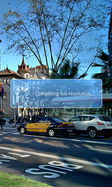 Android, HDR Camera