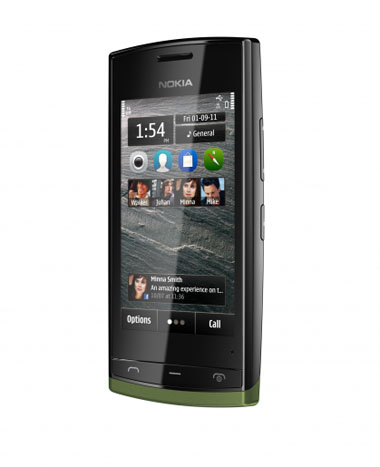 Nokia N500, Nokia, N500, Symbian