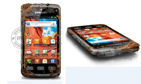 Samsung, Galaxy Xcover, Android