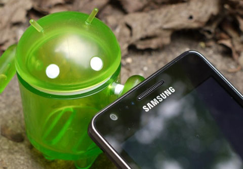Samsung, Android