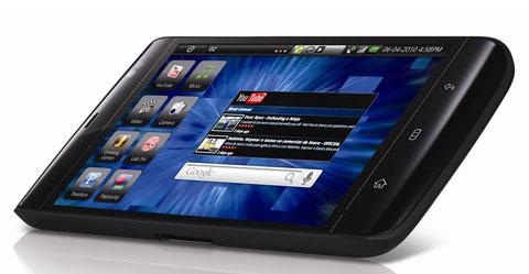 Dell, Streak 5, Android