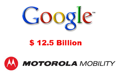 Google, Motorola Mobility