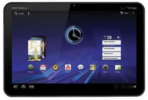 Google, Motorola, Android, Xoom