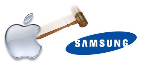 Samsung, Galaxy Tab 10.1, Apple