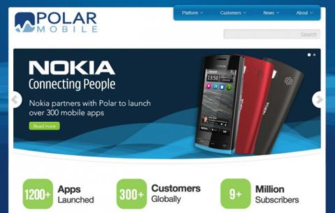Polar Mobile, Nokia, Windows Phone, Symbian