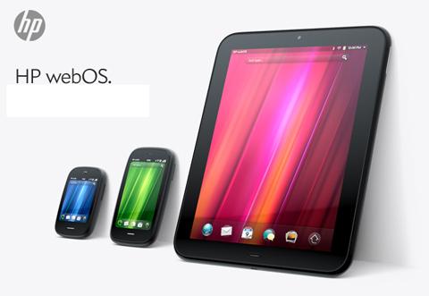 HP, webOS