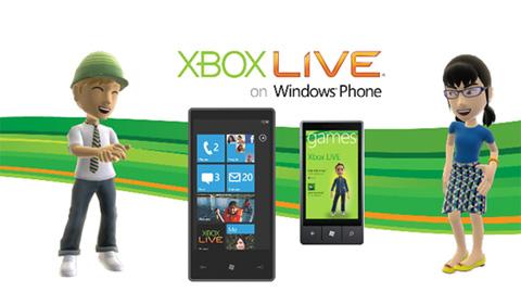 Microsoft, Xbox LIVE, Windows Phone