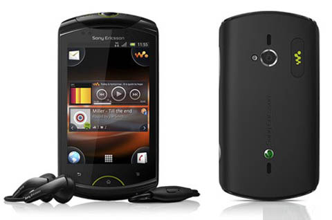 Sony Ericsson, Live with Walkman, Android