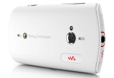 Sony Ericsson Live with Walkman, Sony Ericsson, Live with Walkman