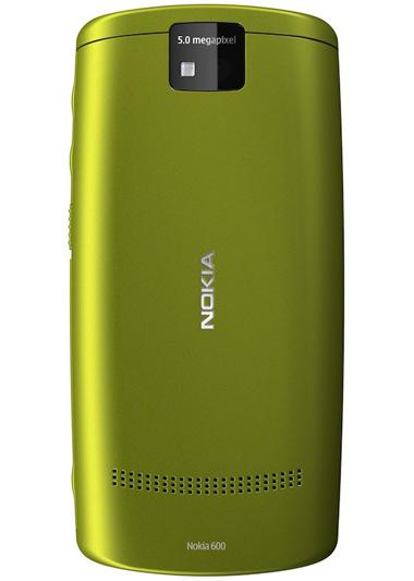 Nokia 600, nokia, 600, symbian belle