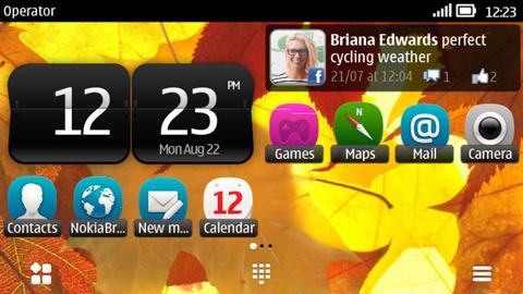 Nokia, Symbian Belle