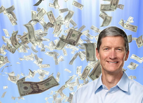 Steve Jobs, Apple, Tim Cook