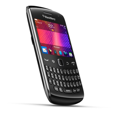 RIM, BlackBerry Curve 9350, 9360, 9370, BlackBerry OS 7