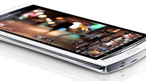 IFA 2011, Sony Ericsson, Xperia Arc S, Android