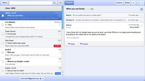Gmail, Calendar, Docs, google