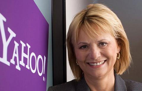 Yahoo, CEO Carol Bartz