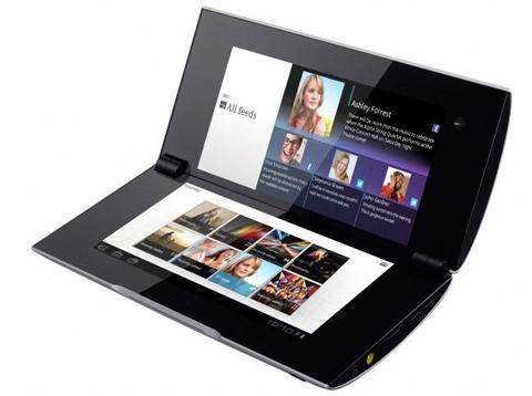 Sony, tablet P, Sony tablet P