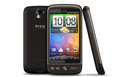 HTC, HTC desire