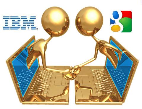 Google, IBM, Apple, Motorola