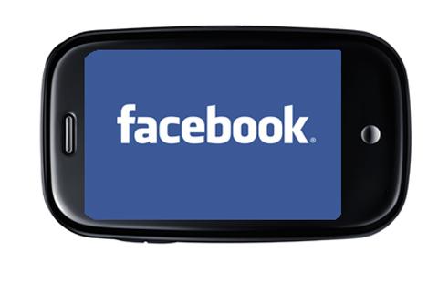 WebOS, Facebook