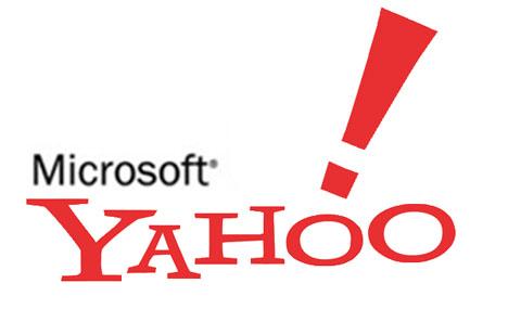 Microsoft, Yahoo!