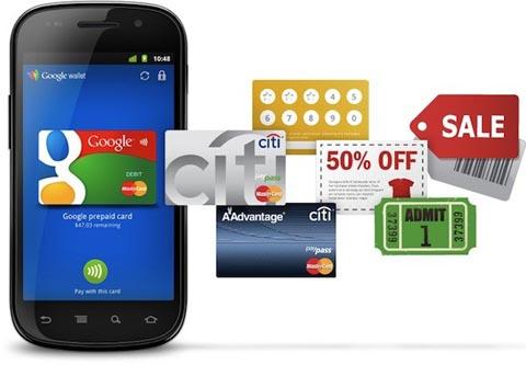 Google Wallet, google, NFC