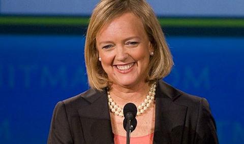 HP, Meg Whitman