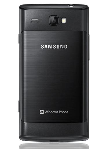 Samsung, Omnia W, Windows Phone 7.5