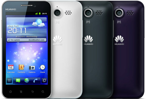 Huawei, Honor, Android