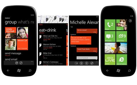 Windows Phone 7.5 Mango, Micsoroft